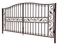 Ворота усадьба (3.5м)