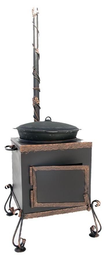 Печка для казана арт.02609